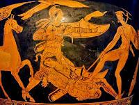 • Γιος του Δία και της Ευρώπης, αδελφός του Μίνωα και του Ραδάμανθυ.