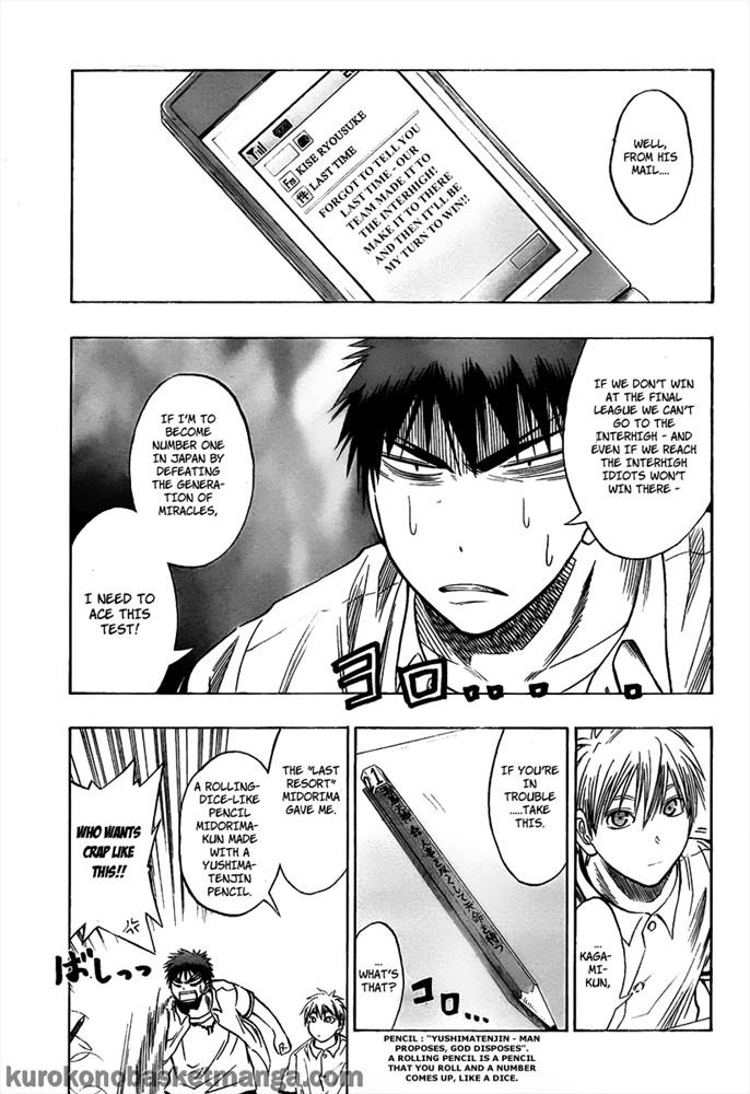 Kuroko no Basket Manga Chapter 37 - Image 15