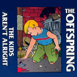 The Offspring The Kids Arent Alright Lyrics   The Offspring   The Kids Arent Alright