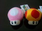 Mario mushroom keychain review