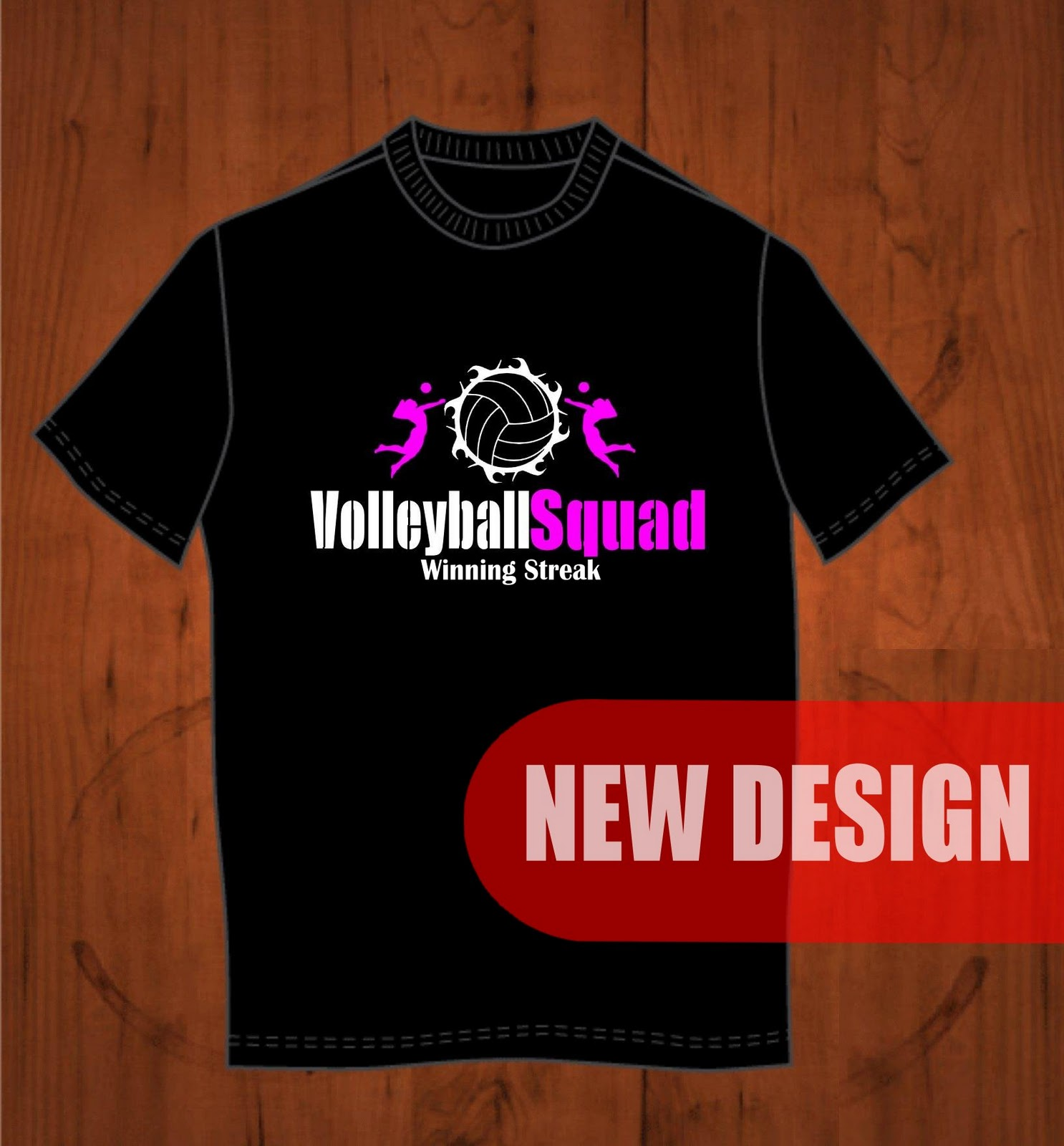 lokerstudio volleyball t shirt new design