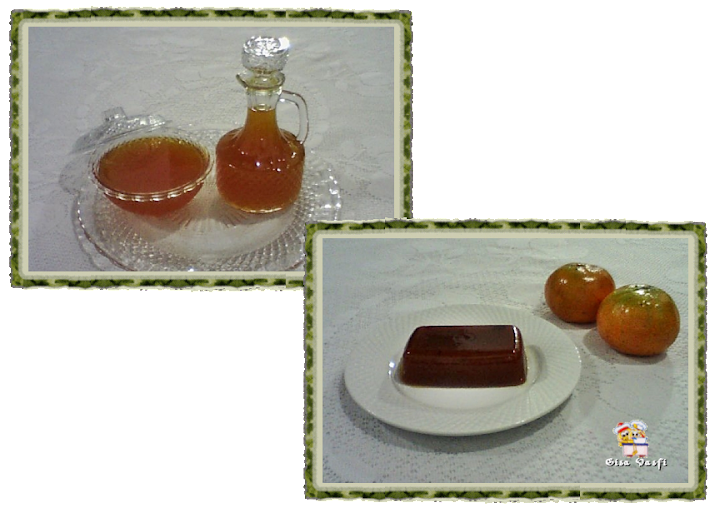 Geleia e calda de mexerica carioquinha 1