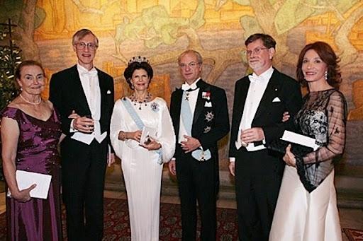 Cận cảnh bữa tiệc xa hoa chiêu đãi người đoạt giải Nobel 5