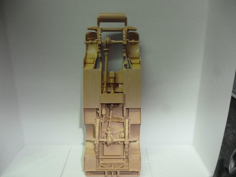 DIORAMA 1ere ARMEE FRANCAISE / TERMINE P1000867