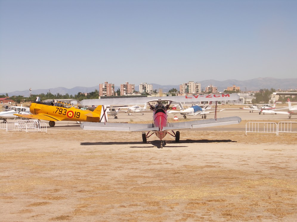 """Exhibición aerea de la Fundación """"Infante de Orleans"""". PICT0434"""