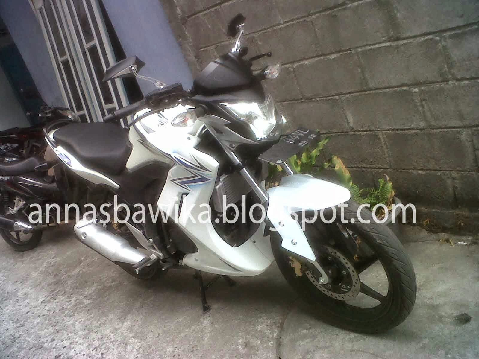 Cb150r Streetfire Modifikasi Fairing