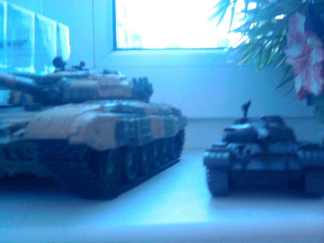 Т-54М (объект 139)