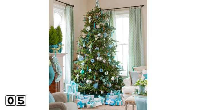 Christmas Tree Decorating Ideas Look Great with Picture 005