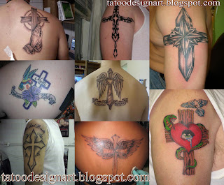 Cross Tattoo Ideas - Cross tattoo pictures
