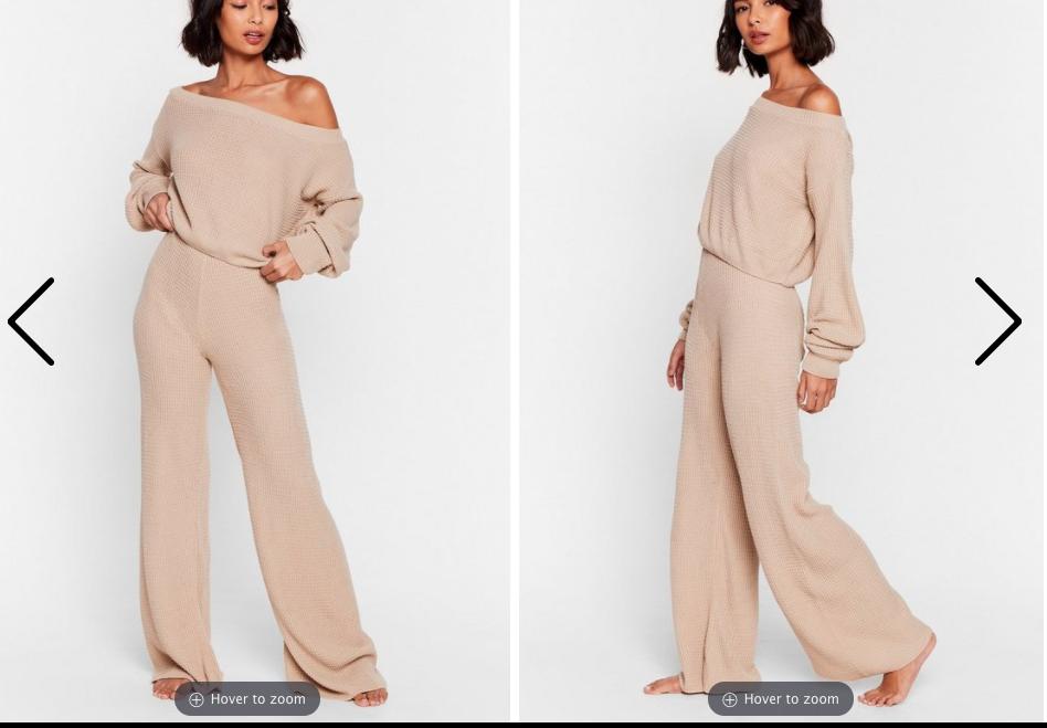 matching loungewear set nastygal athflow clothing