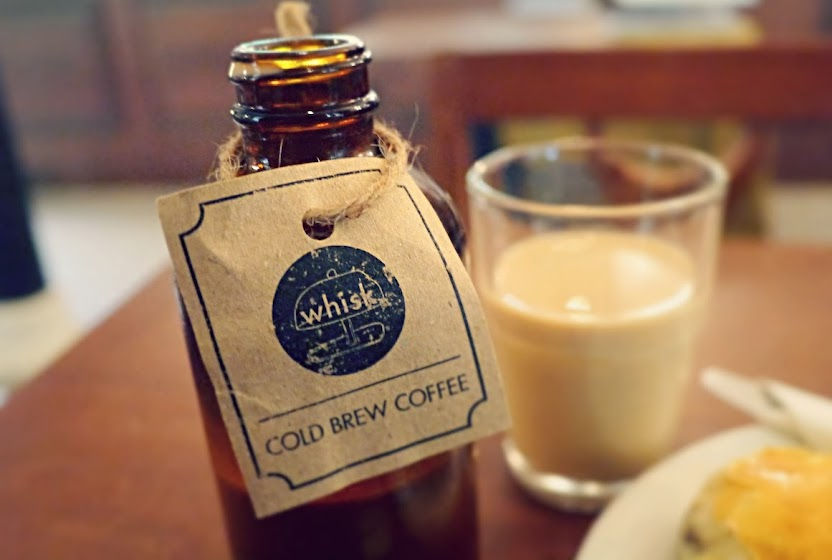 Whisk Cold Brew Coffee