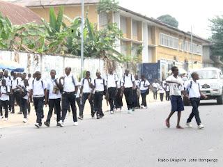 La rentrée scolaire dans la province ville de Kinshasa est effective. Radio Okapi/Ph. John Bompengo