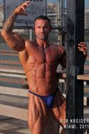 Rob Kreider - Hot Competitive Bodybuilder