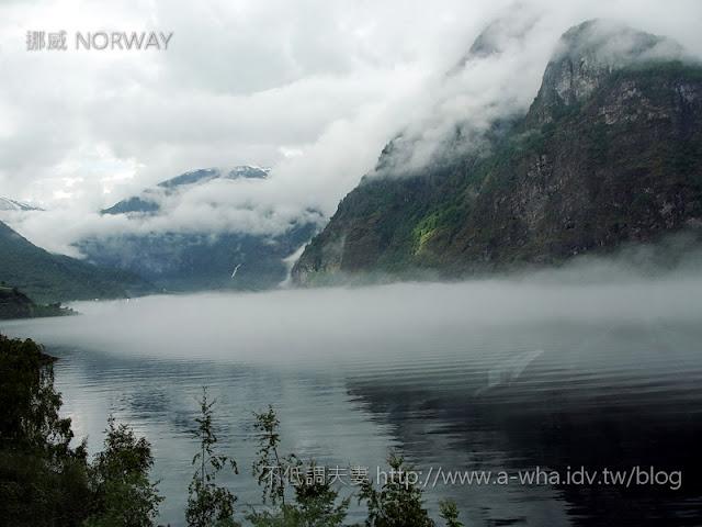 【北歐旅遊】傳說中的天空之船? 挪威Norway峽灣之美,A-wha飛行日誌 No.184
