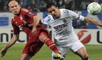 Resultado Marseille Bayern  [0 - 2] cuartos champions League (Liga de campeones)