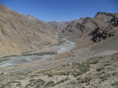 Gata Loops And Tsarap River