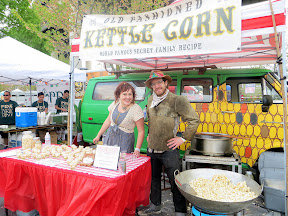Eat Mobile 2013 food cart festival Willamette Week Popcorn Publishers kettle corn Portland
