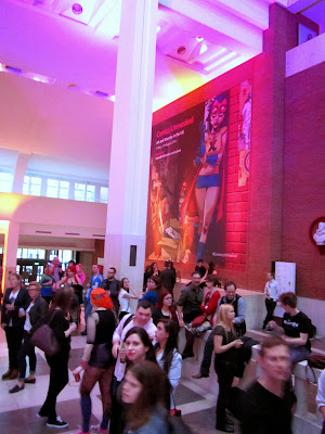 British Library Late at the Library event