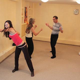 """""""Танец-путь к себе"""". Танцевально-двигательная терапия"""