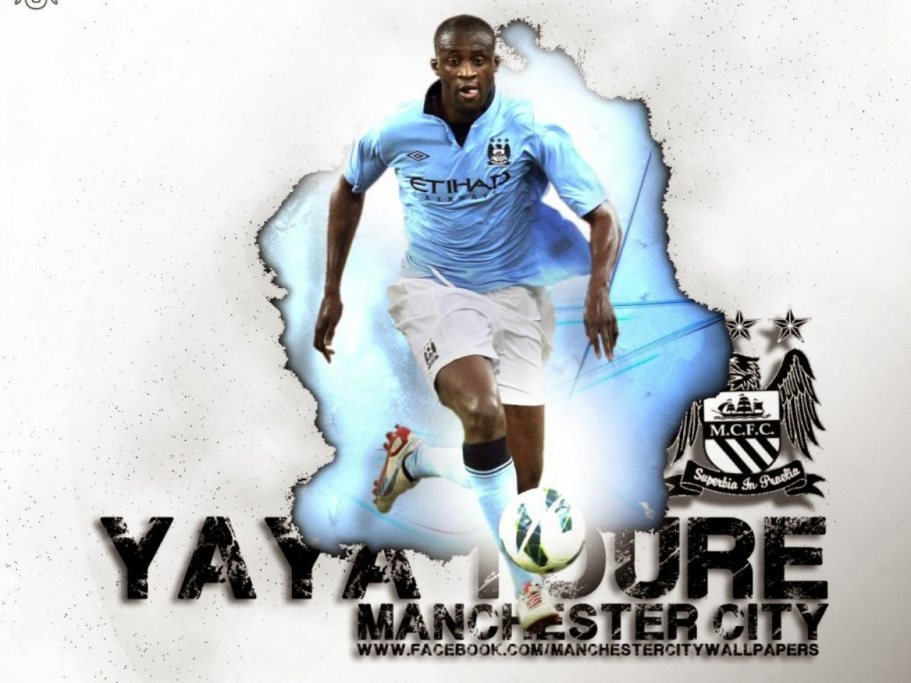 Cara download wallpaper Manchester City Wallpapers: Klik kanan pada ...
