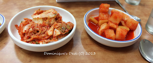 Kimchi and pickles