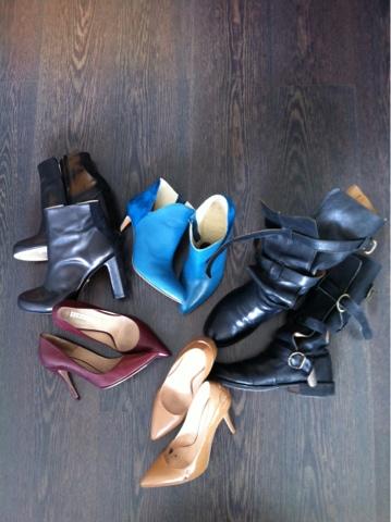 Zeigt her eure Schuhe