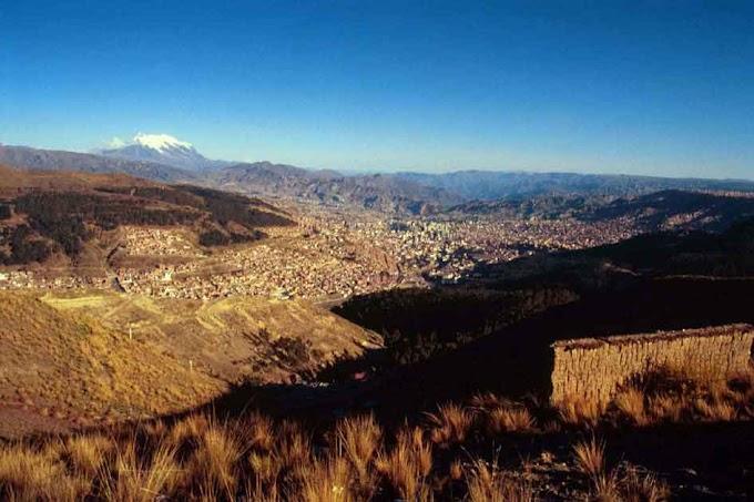 Fotos de La Paz, Bolivia (III)