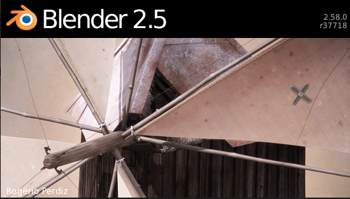 Sortie de Blender 2.58 Blender2.58