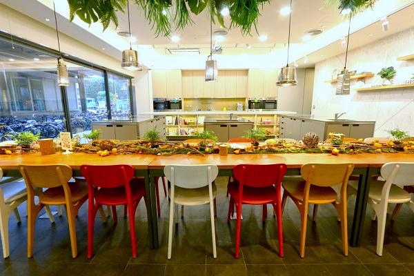 台北-廚藝教室-桂冠窩廚房