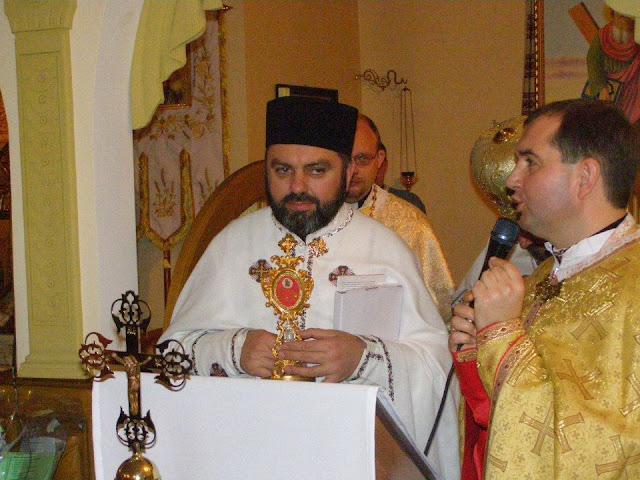 Ієромонах Василь Іванів в Одесі