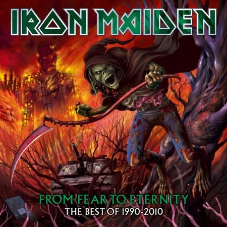 Iron Maiden - From Fear To Eternity (Free Lyrics + Mp3 Download)
