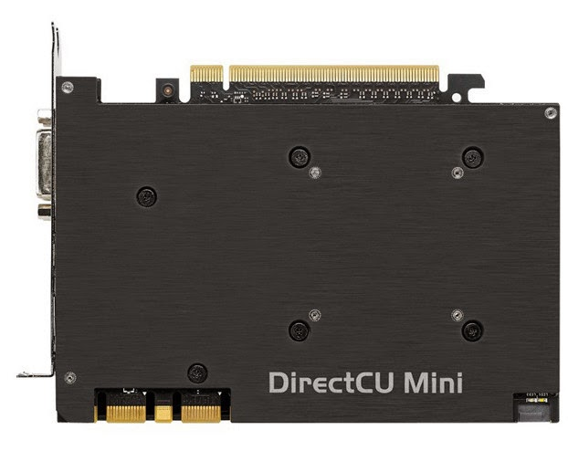 Chính thức ra mắt ASUS GeForce GTX 970 DirectCU Mini - 55817