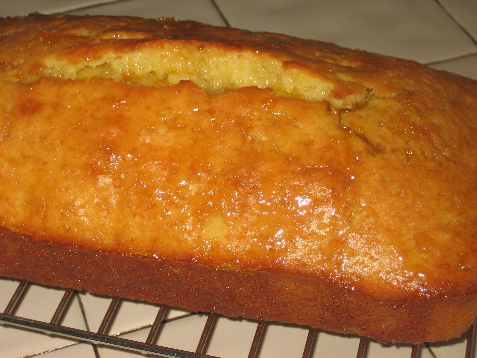 Orange Bread Recipe — Dishmaps