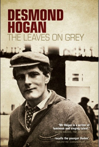 The Reading Life The Leaves On Grey By Desmond Hogan border=