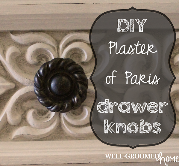diy drawer knob