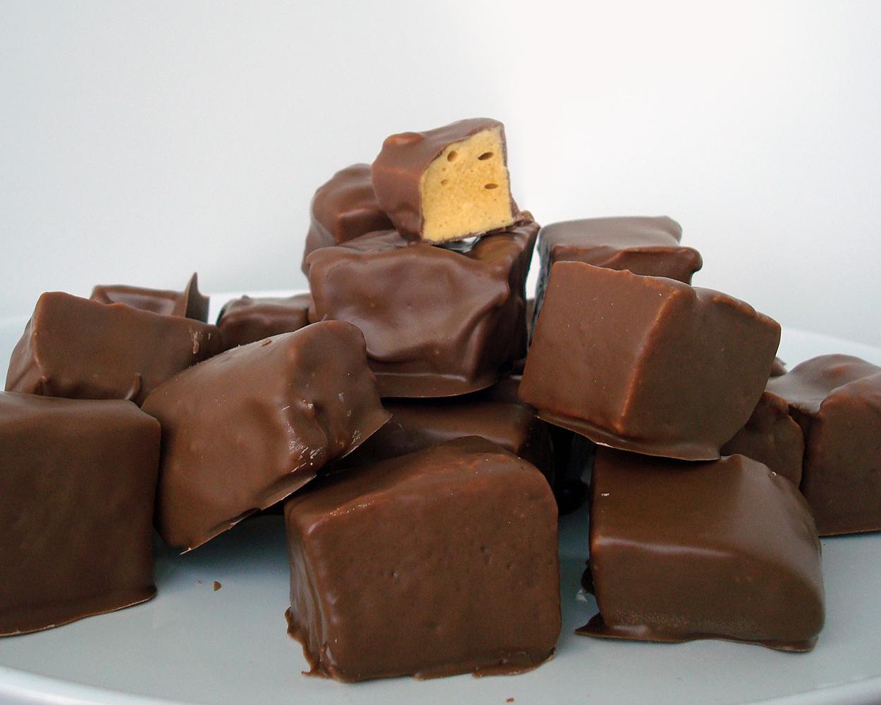 Wilde in the Kitchen: Buffalo Sponge Candy