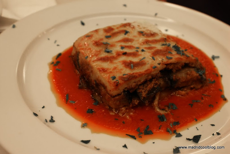 MADRID COOL BLOG restaurante griego dionisios malasaña chueca san gregorio san mateo musaka piklia pita barato economico