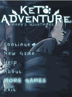 Keto Adventure : Mary 's Nightmare [By Chocoarts] KA10