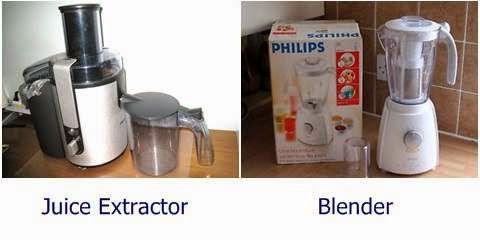 blender dan juice extractor