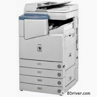Get Canon iR2200 Printer driver software & launch
