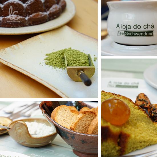 Be8 | Petit Comité Caudalie + A Loja do Chá