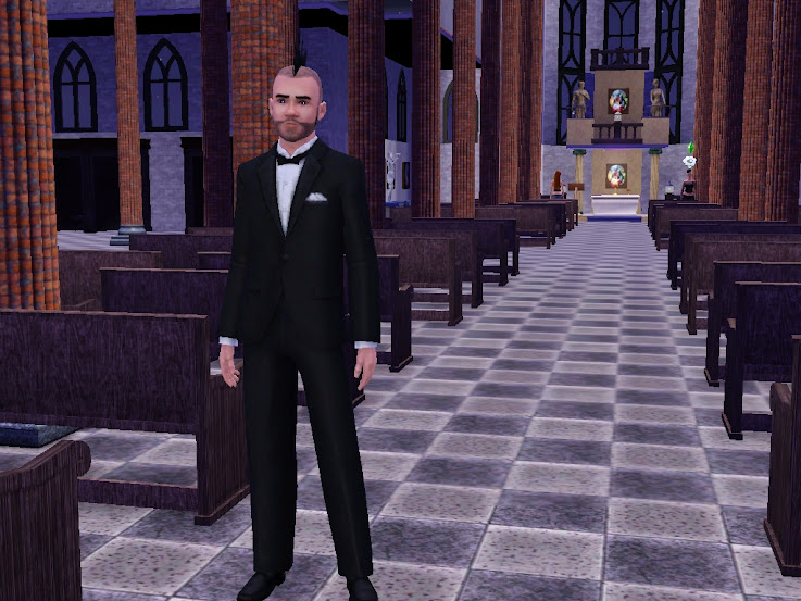 cathedral sims3