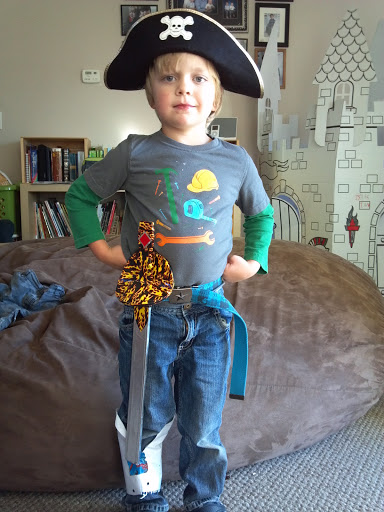 Pirate Ike