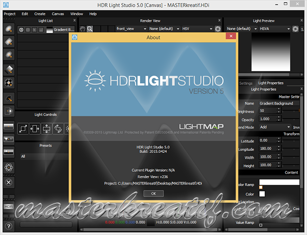HDR Light Studio 5