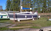 Jacht Solina - 18122014