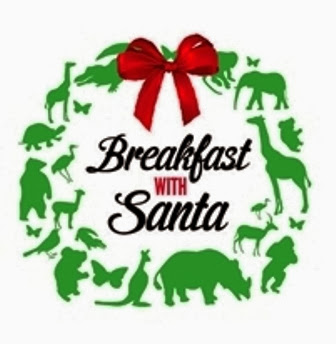 Breakfast with Santa, Central Florida Zoo