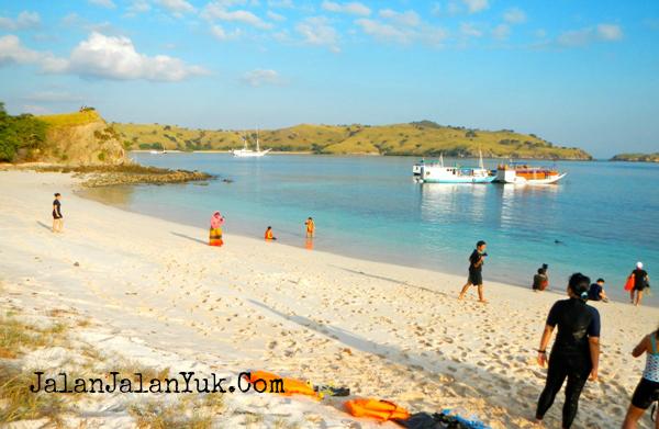 Pink Beach NTT Komodo