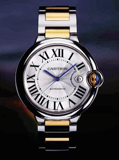 Thu mua đồng hồ đeo tay Cartier xịn