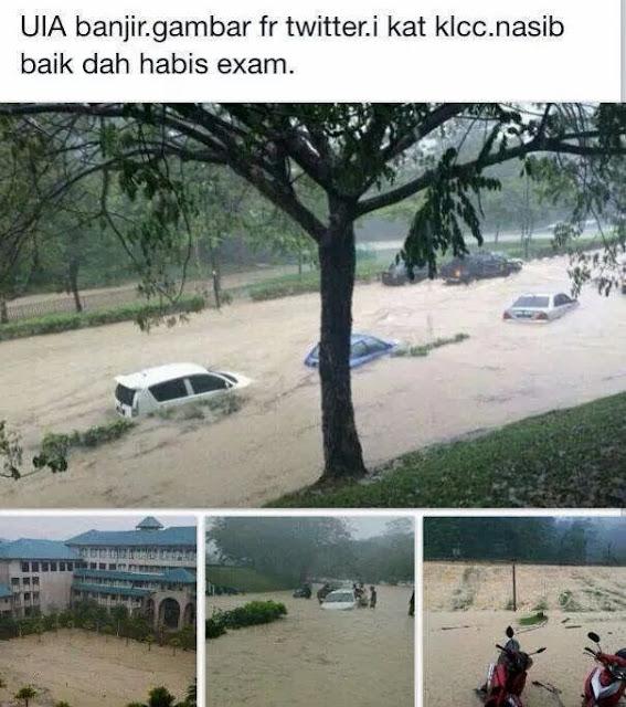 Musibah melanda di UIA apabila Mahathir cakap Hudud tidak adil