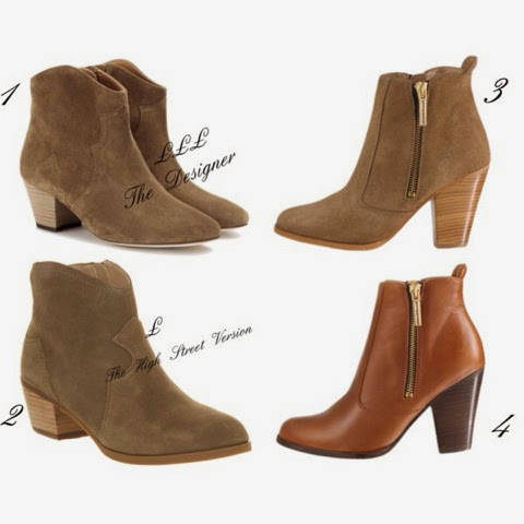 5f732342ddc RUSSELL & BROMLEY ZIP GAUCHO ANKLE BOOTS IN CAMEL SUEDE £175 4. RUSSELL &  BROMLEY ZIP GAUCHO TAN ANKLE BOOTS £175